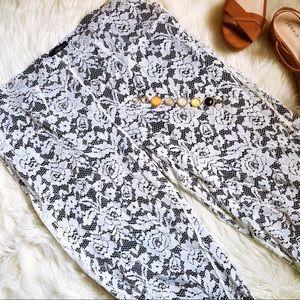 Eloquii lace culottes